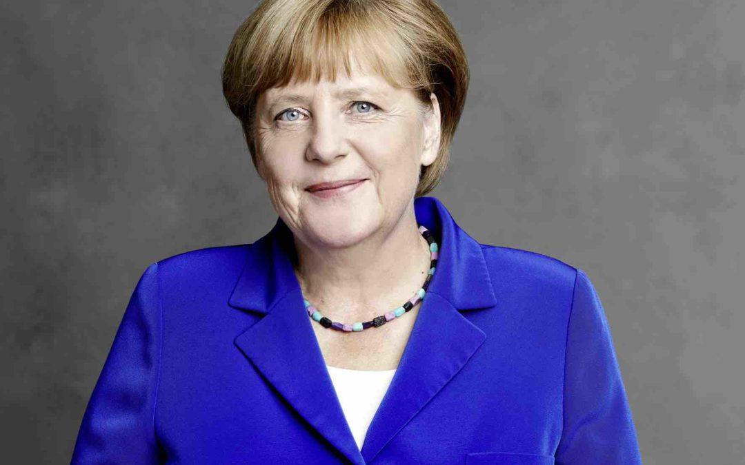 Viessmann weiht Technikum ein Merkel erwartet