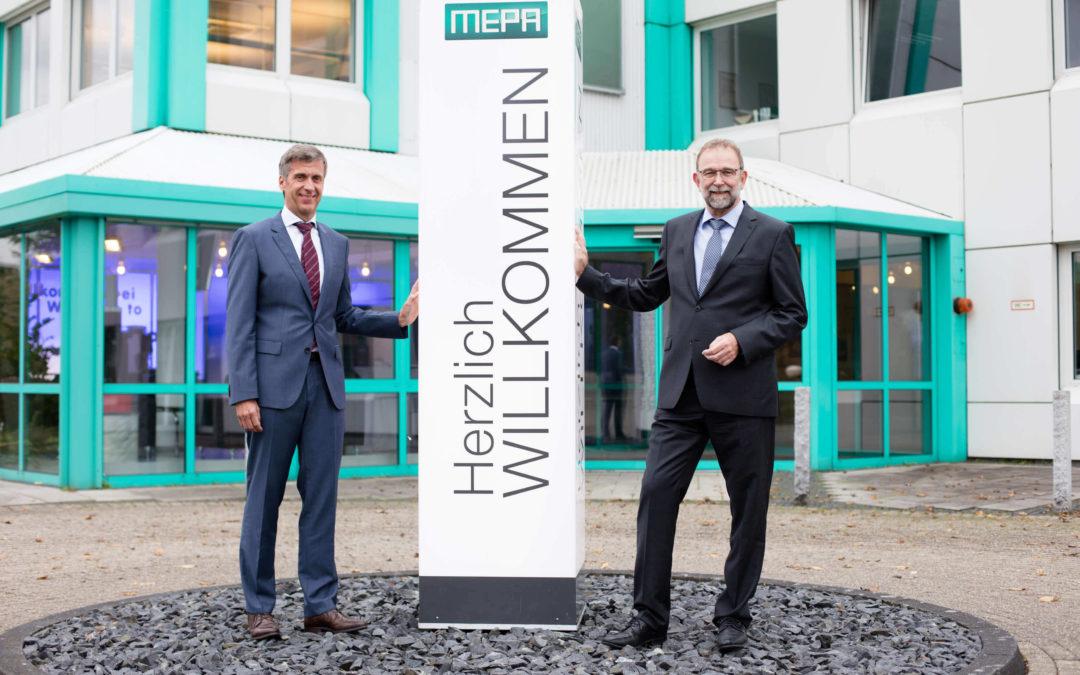 Wechsel in der Geschäftsführung Mepa