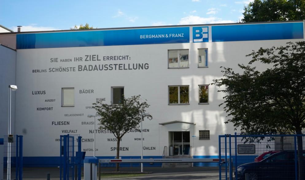 Überraschung Nr. 2 in Berlin Holpriges Jahr für B&F