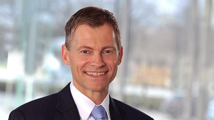Neuer CEO Danfoss