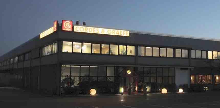 Küchenberg übernimmt neue Aufgaben in der Gruppe Cordes &b Graefe