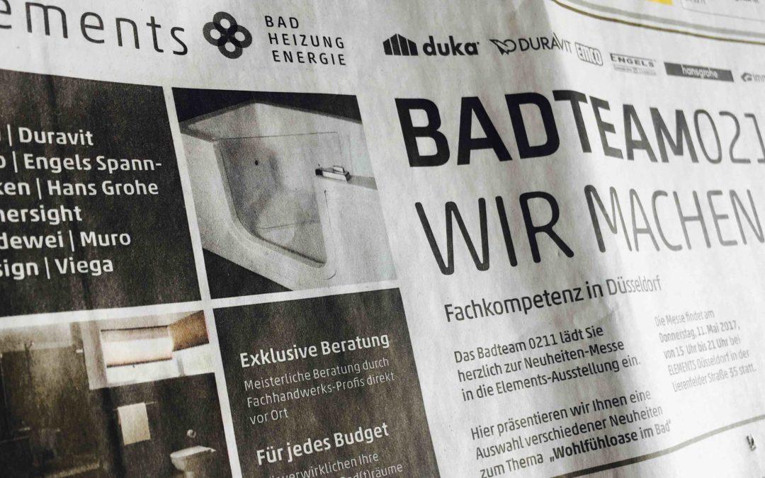 Törchen auf in Düsseldorf (Update) Elements