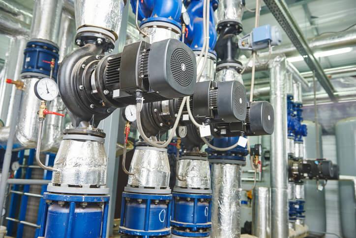 Vertriebsleiter hört auf? Pumpenhersteller