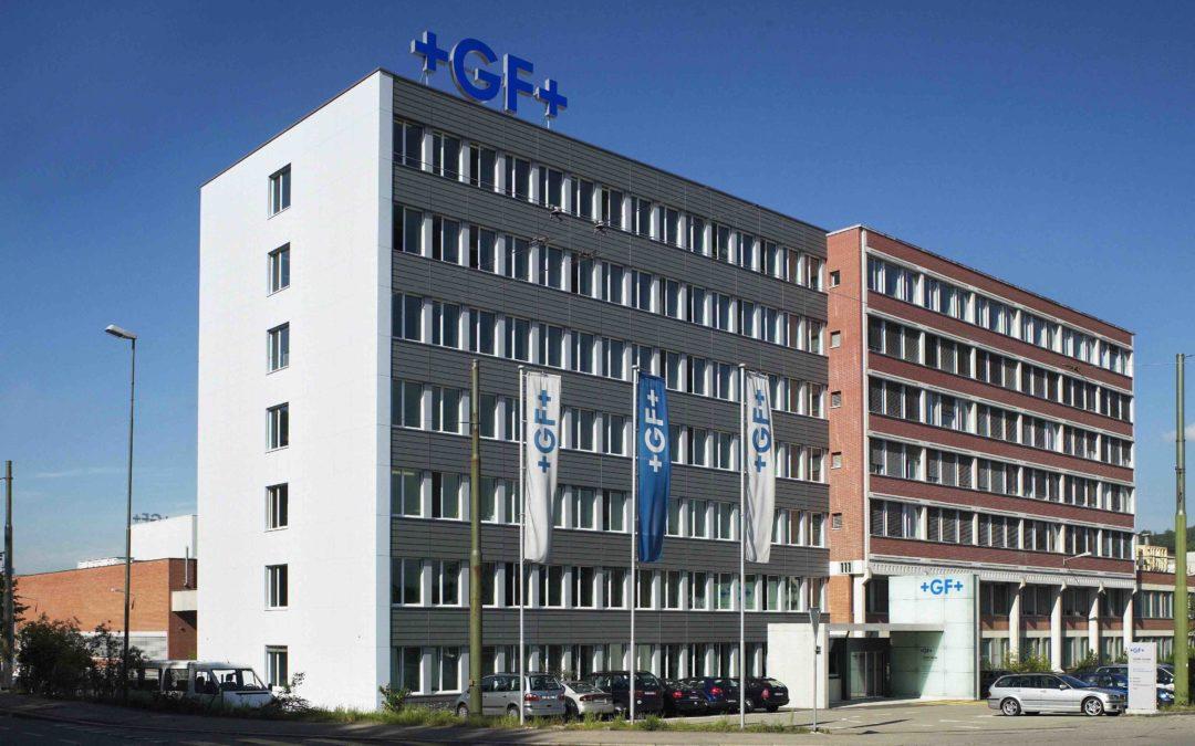 Management abgestraft Georg Fischer Generalversammlung