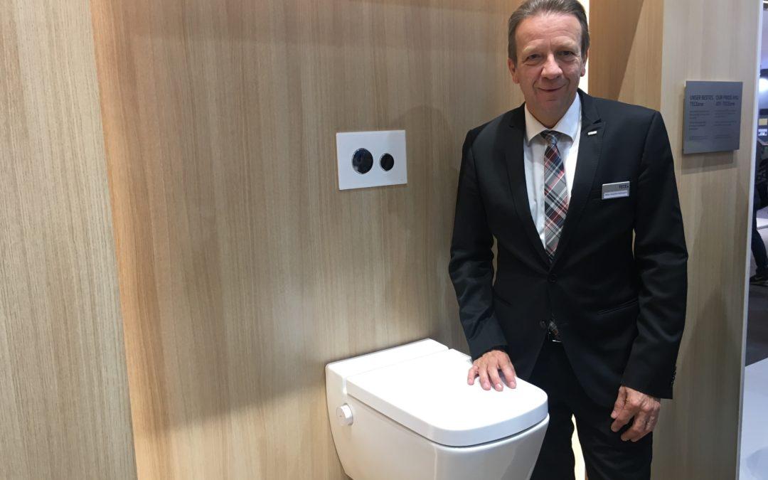 TECE-Dusch WC kommt in Kürze Probleme mit Zulieferer