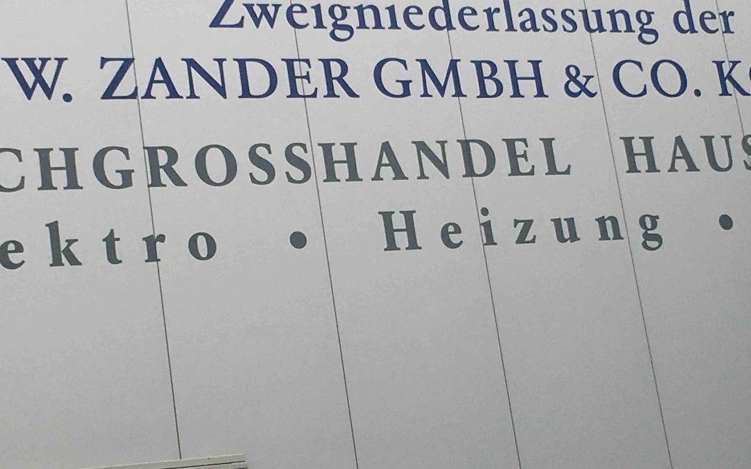 Wechsel in NRW kommt Zander/Management
