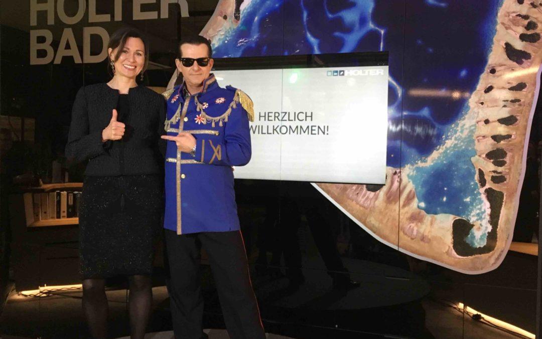 Wien eröffnet Holter betritt Neuland