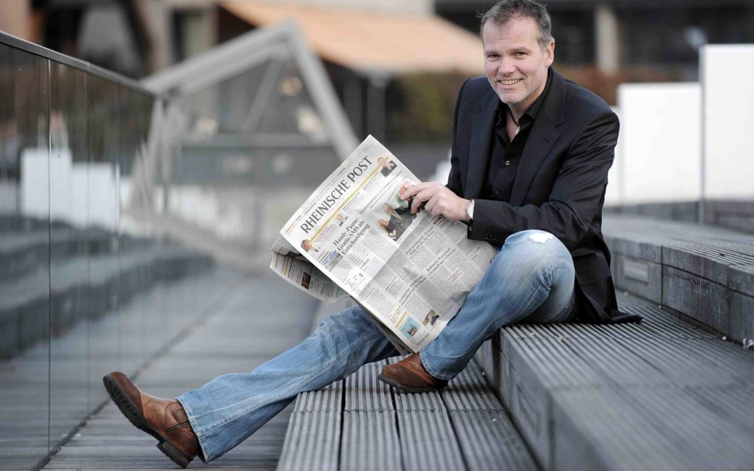 Coole Hansa-Socke geht in Rente Brief von KMS