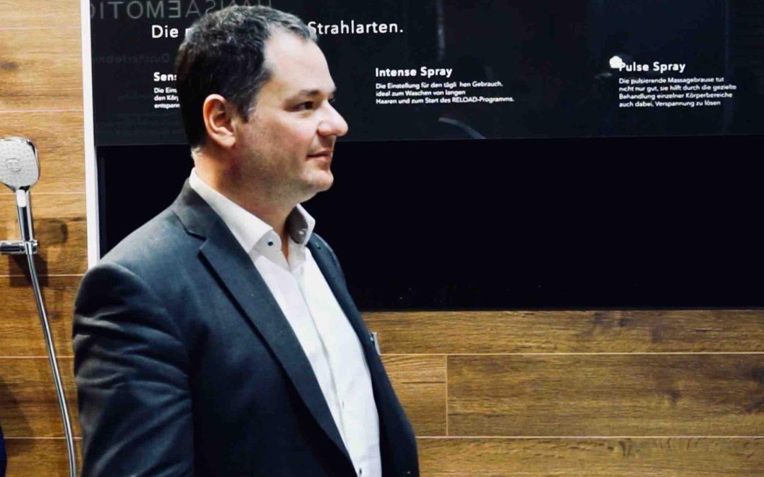 Frischekur Interview mit dem Hansa-CBO Georgios Kabitoglou