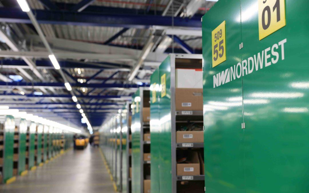Fehlerquote 0,2 Prozent Lager in Gießen überarbeitet