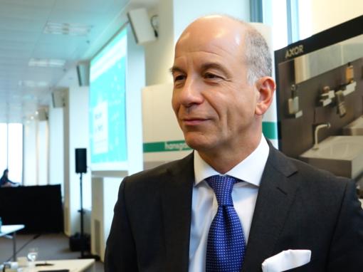 Klapproth wird CEO Franke Water System stellt die Mannschaft zusammen
