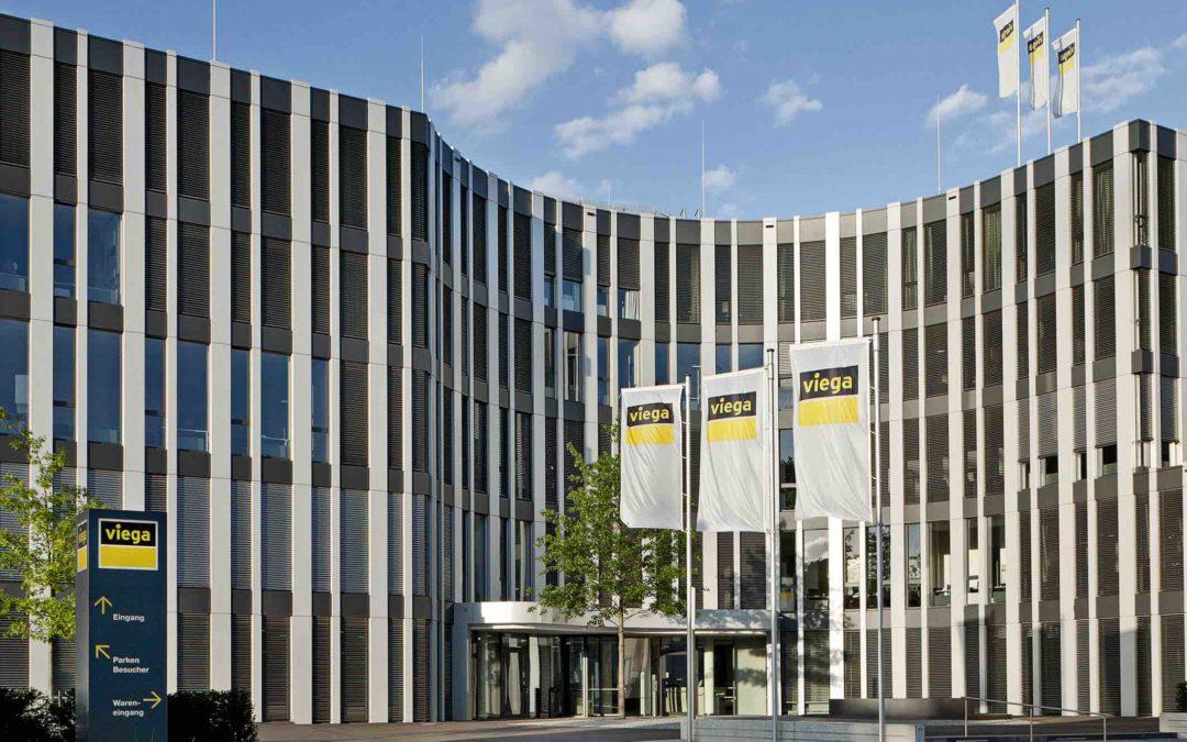 Neue Unternehmensstruktur in Deutschland Viega