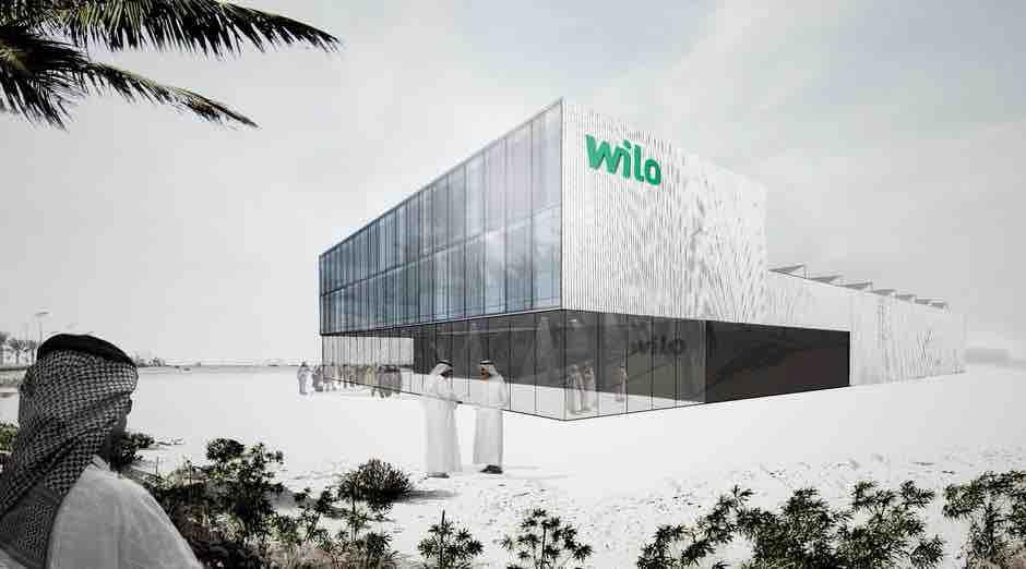 Lachambre geht Wilo mit neuer Zuständigkeit im Vorstand