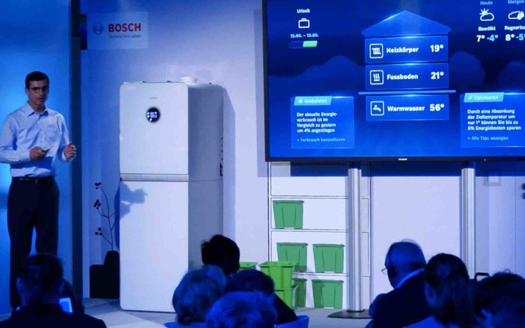Bosch Thermotechnik übernimmt Portalanbieter Stuttgarter Offensive in Sachen Digitalisierung