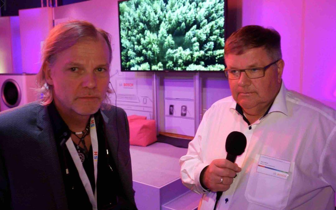 """""""Wir waren die Ersten"""" TV Interview mit Uwe Glock Vorsitzender der Geschäftsführung Bosch Thermotechnik"""