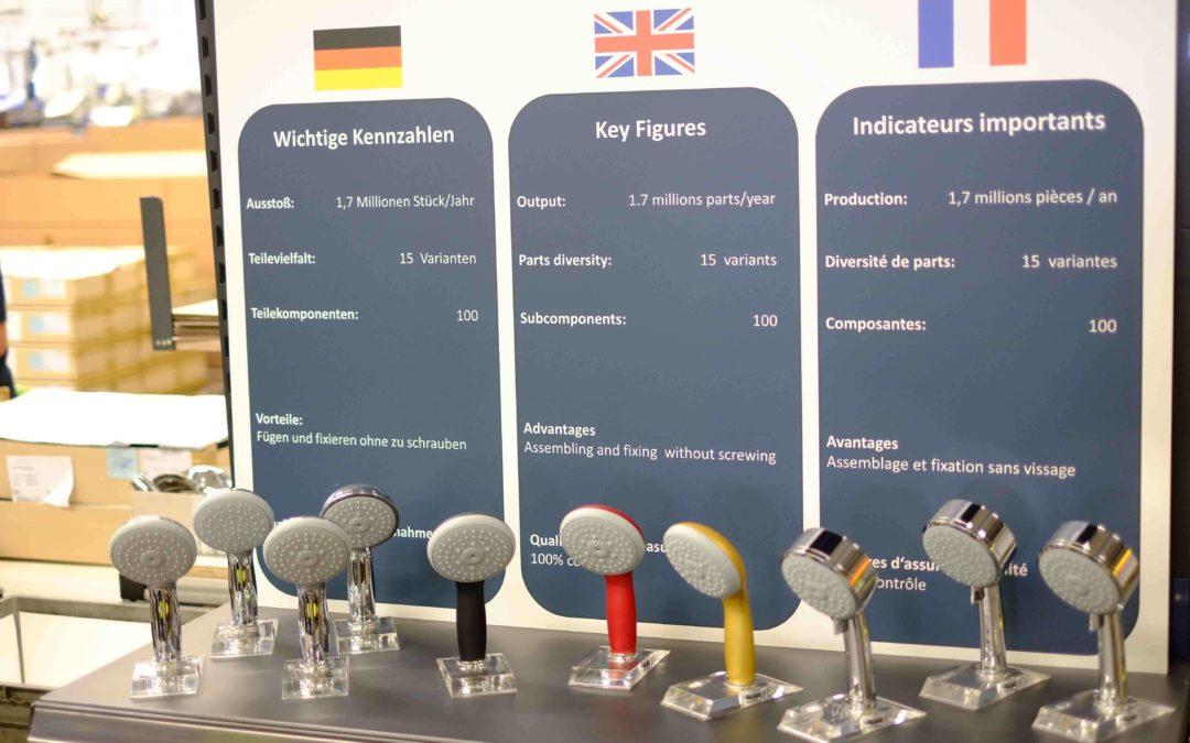 Grohe plant Millioneninvestment Produktion Deutschland