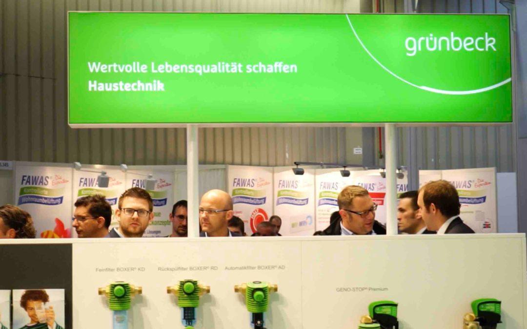 Trennung von Produktchef Grünbeck