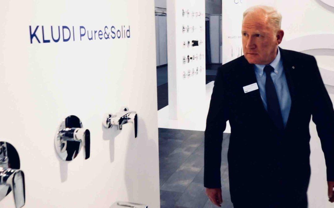 """""""Wir sehen die Ausflüge mit großer Freude TV-Interview mit Julian Henco, CEO Kludi"""