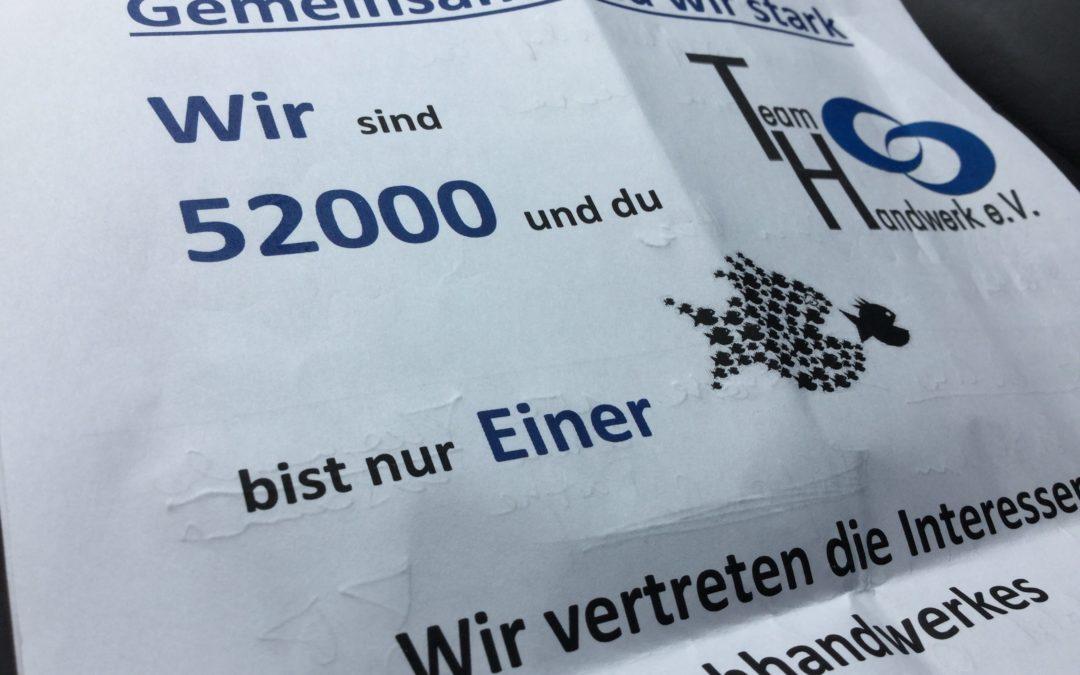 """Brandbrief in Leipzig """"Wir sind 52000 und du nur Einer"""""""