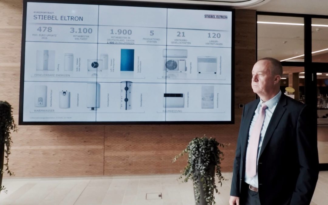 Big Deal für Stiebel Danfoss verkauft Thermia