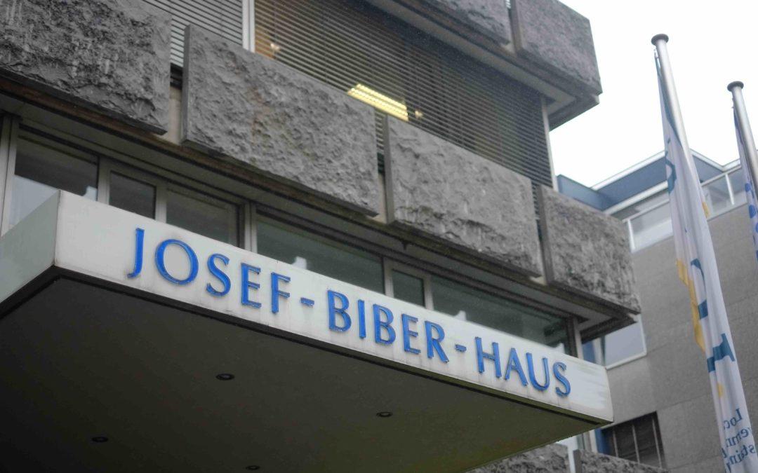 Drei im Josef-Biber-Haus Kältebranche rückt zusammen