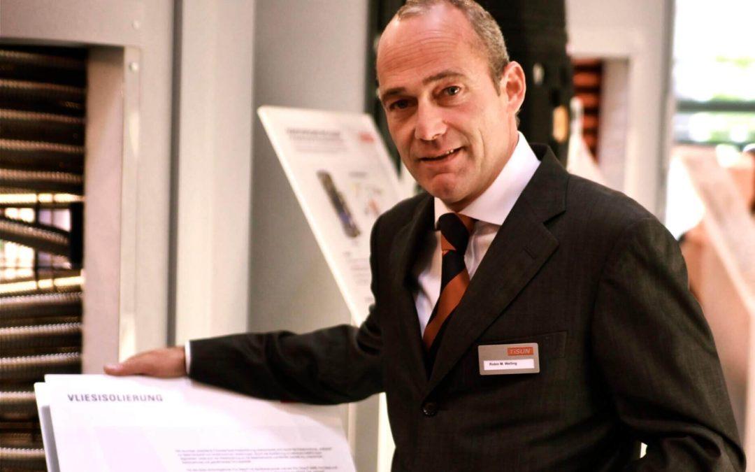 Ex-Tisun-Chef zurück im Geschäft Angeschlagene Solarbranche
