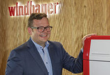 Neuer Exportchef Von Lohberger zu Windhager