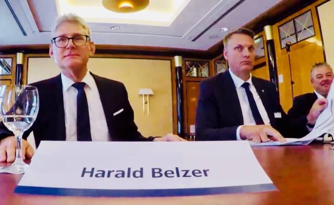 Trennung von Belzer heute Morgen SHK-Aufsichtsrat überrascht Vorstand