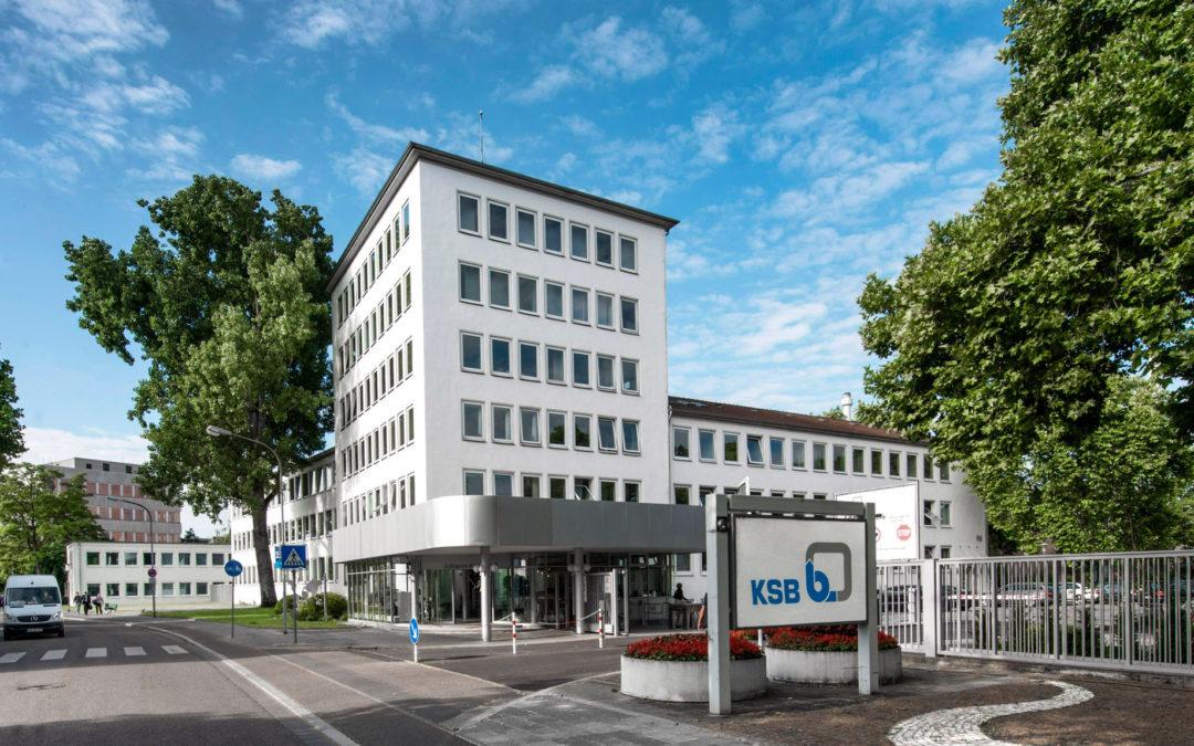 KSB verkauft Geschäftseinheit Deal bei den Pumpenherstellern