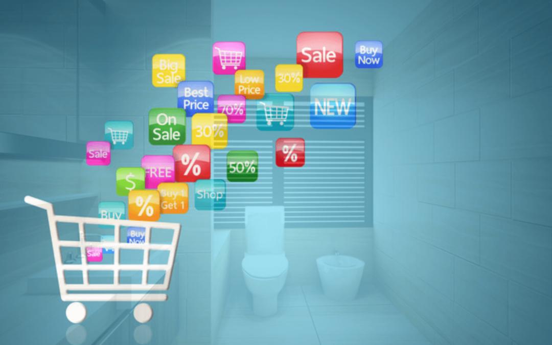 Zum halben Preis Preise im Bad-Onlinehandel immer aggressiver