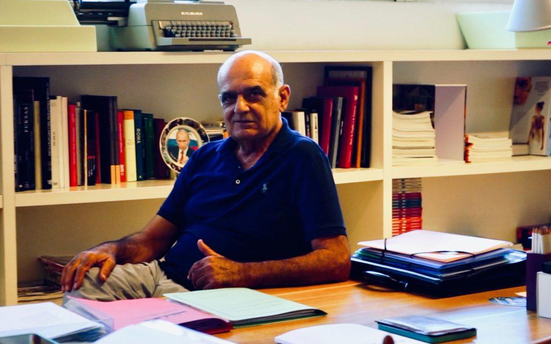 Die Bakterien-Killer aus Italien TV Reportage über Catalano und GSI