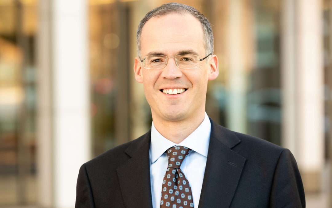 Börner erhält den Vorsitz DG Haustechnik hat gewählt