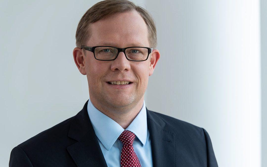 Neuer Finanzchef Grohe