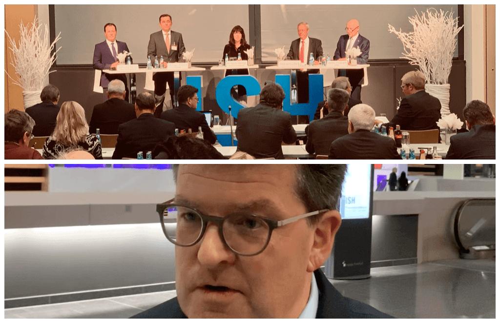 """""""Begraben wir es einfach mal"""" ISH 2019/Interview ZVSHK Präsident"""