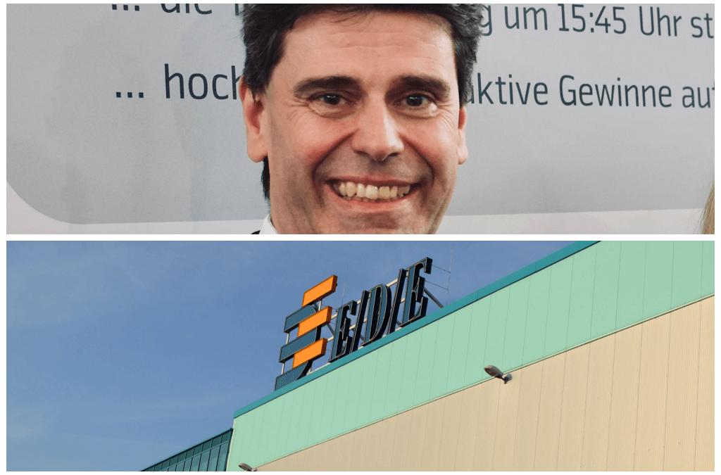 Jüngst wird Super-Minister EDE stellt Geschäftsführung neu auf