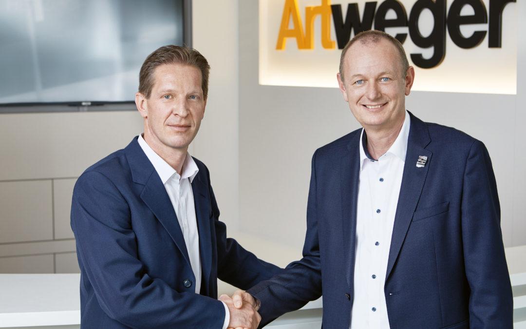 Neuer Geschäftsführer Artweger