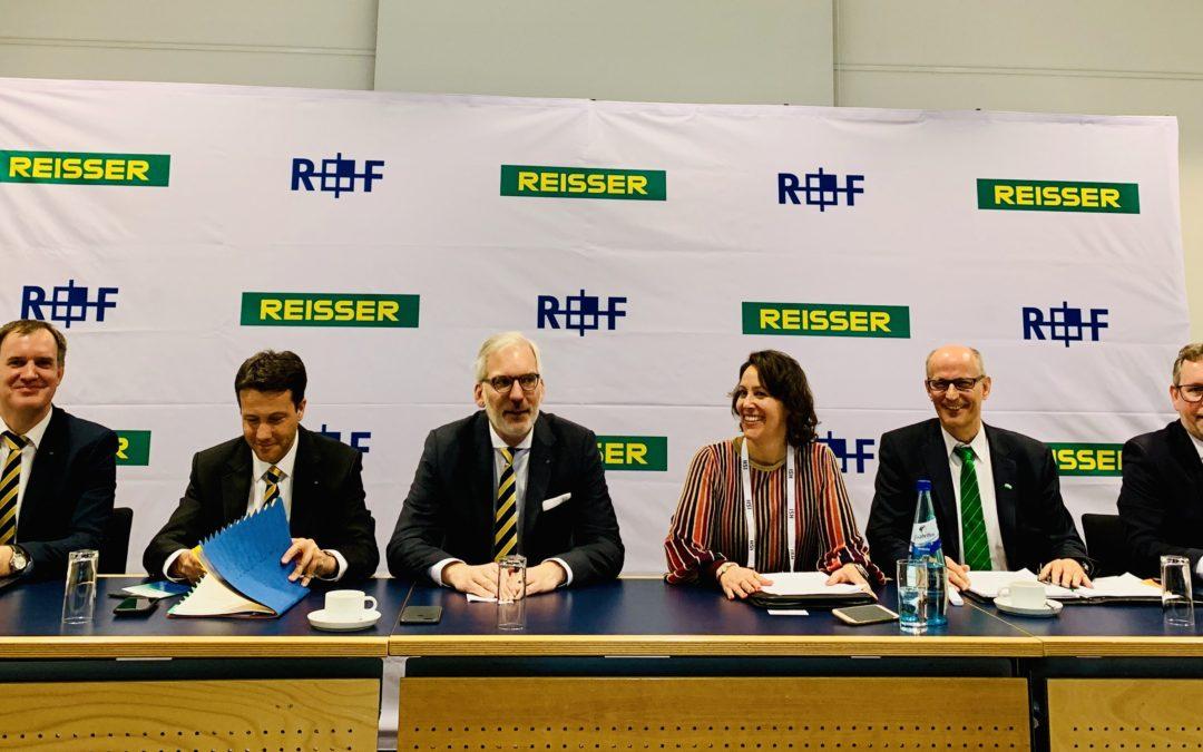 Neue Einkaufsgesellschaft Reisser/R+F