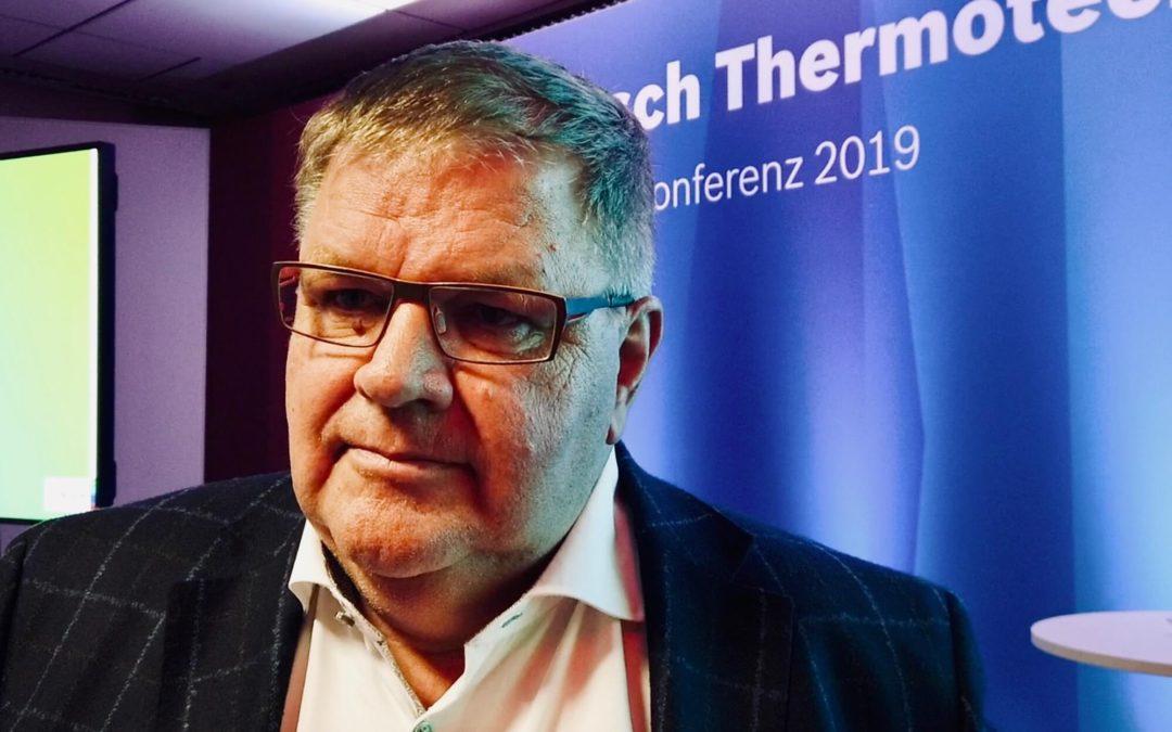 """""""Mit allen Energieversorgern Geschäfte machen"""" Bosch Thermotechnik-Chef Uwe Glock im Interview"""