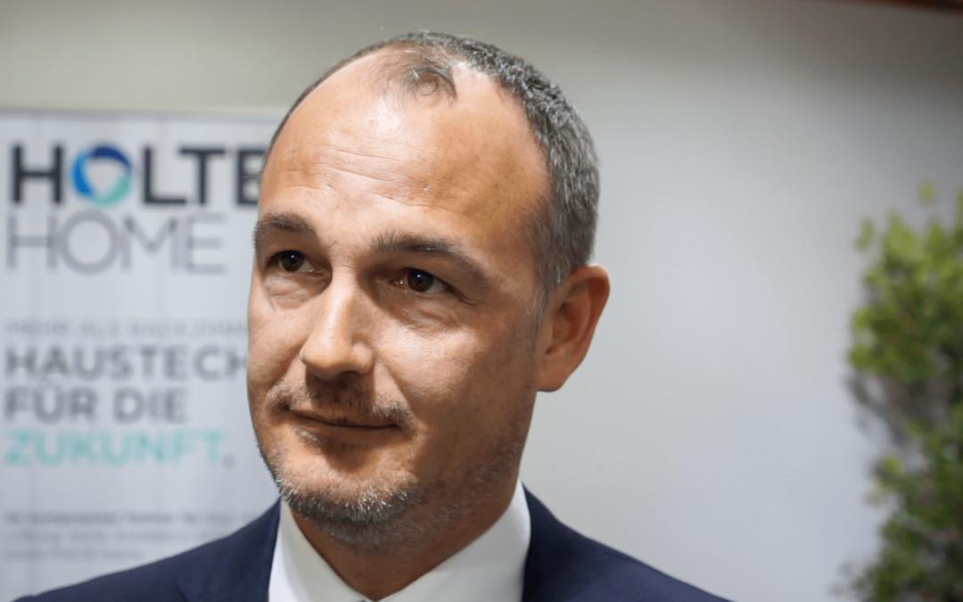"""""""Unter unserem Dach zur ISG"""" Michael Holter im SHKTacheles-Interview"""