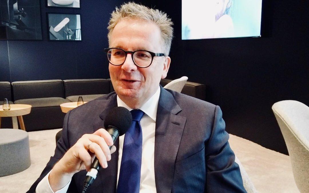 """""""Es tangiert mich überhaupt nicht"""" Grohe CEO Michael Rauterkus im Interview"""