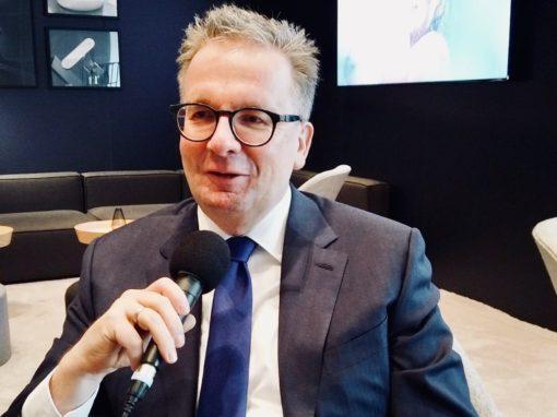 CEO-Hammer bei Uponor (Update) Vollblut-Marketing-Manager übernimmt das Zepter