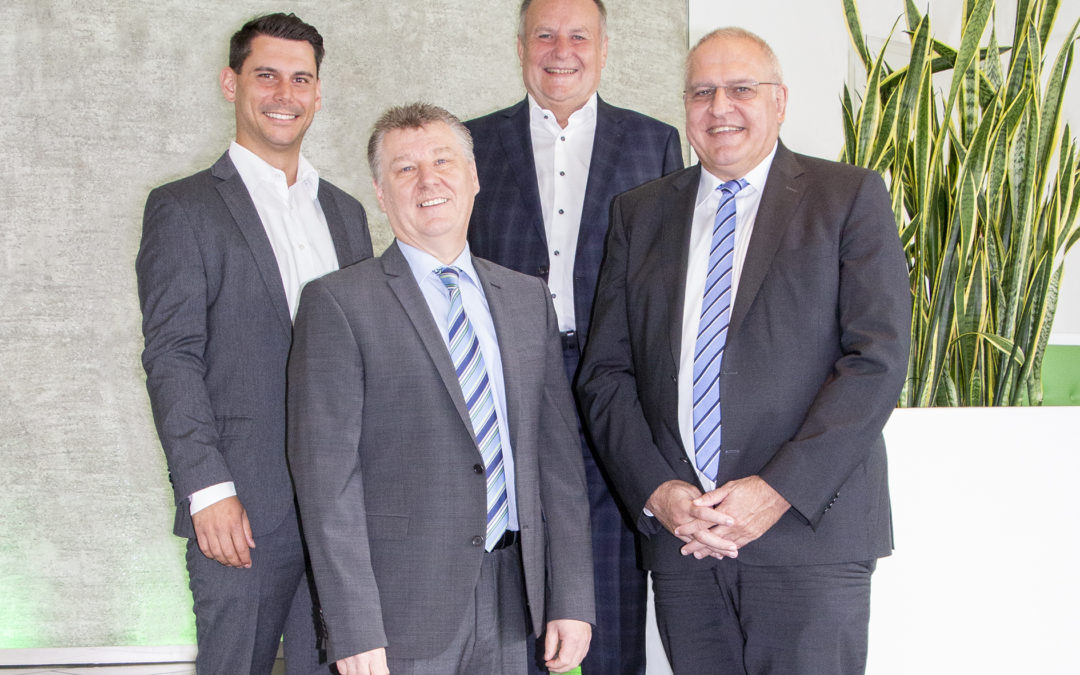 Grünbeck ordent Vertriebsleitung neu Kein Ersatz für Suberg