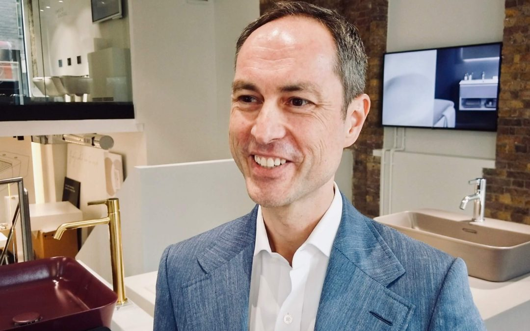 """""""Für uns ist das nur Upside"""" Im Interview Torsten Türling (CEO Ideal Standard)"""