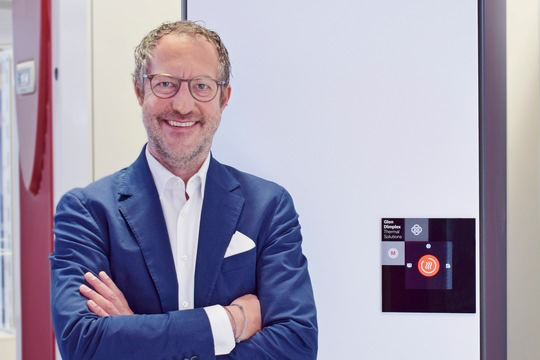 Neuer Vertriebschef Glen Dimplex Bayern