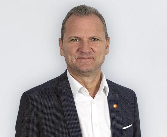 Neuer Vertriebschef OEM Kemper