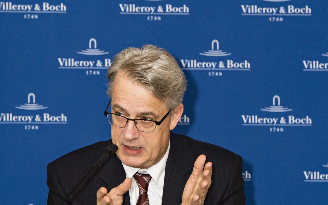 Zwiespalt über Super-Coup (Update) Villeroy & Boch/Ideal Standard möglicherweise vor großem Deal