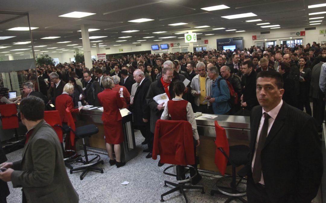 Weitere Kennzahlen aus Frankfurt Teilnahme steigt, Interesse geht zurück