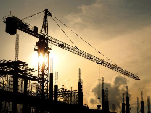 Baustellen droht kompletter Stillstand Rohstoff-Turbulenzen könnten Top-Start der Branche zunichte machen
