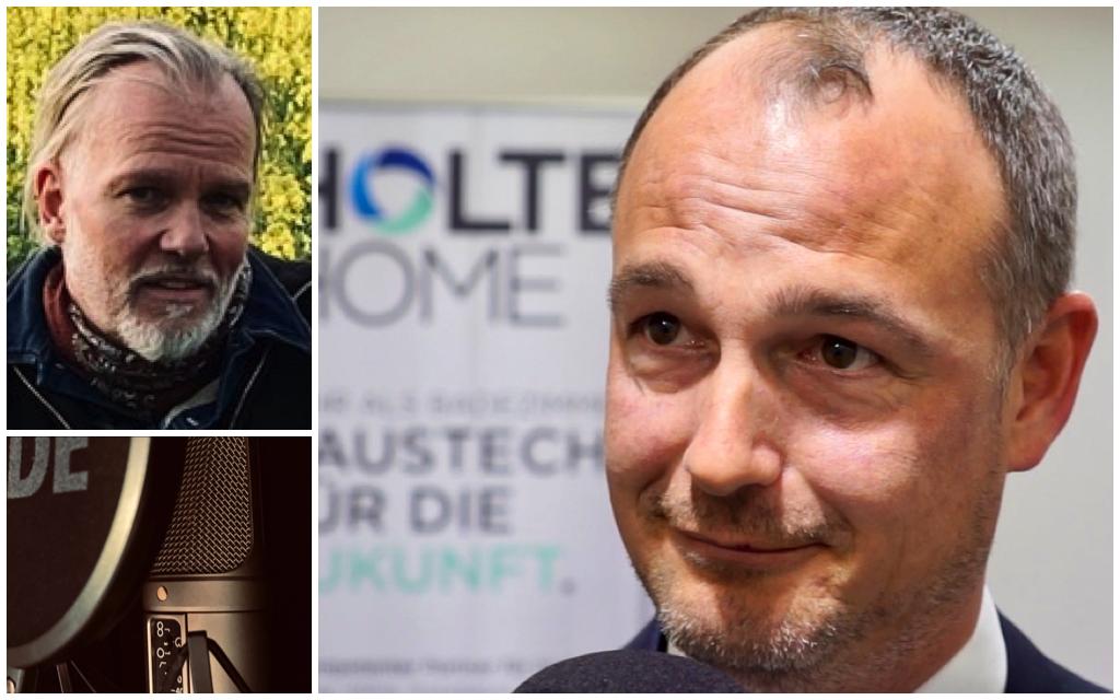 """""""Man kann nicht ewig verlobt sein"""" Podcast-Talk mit Michael Holter"""