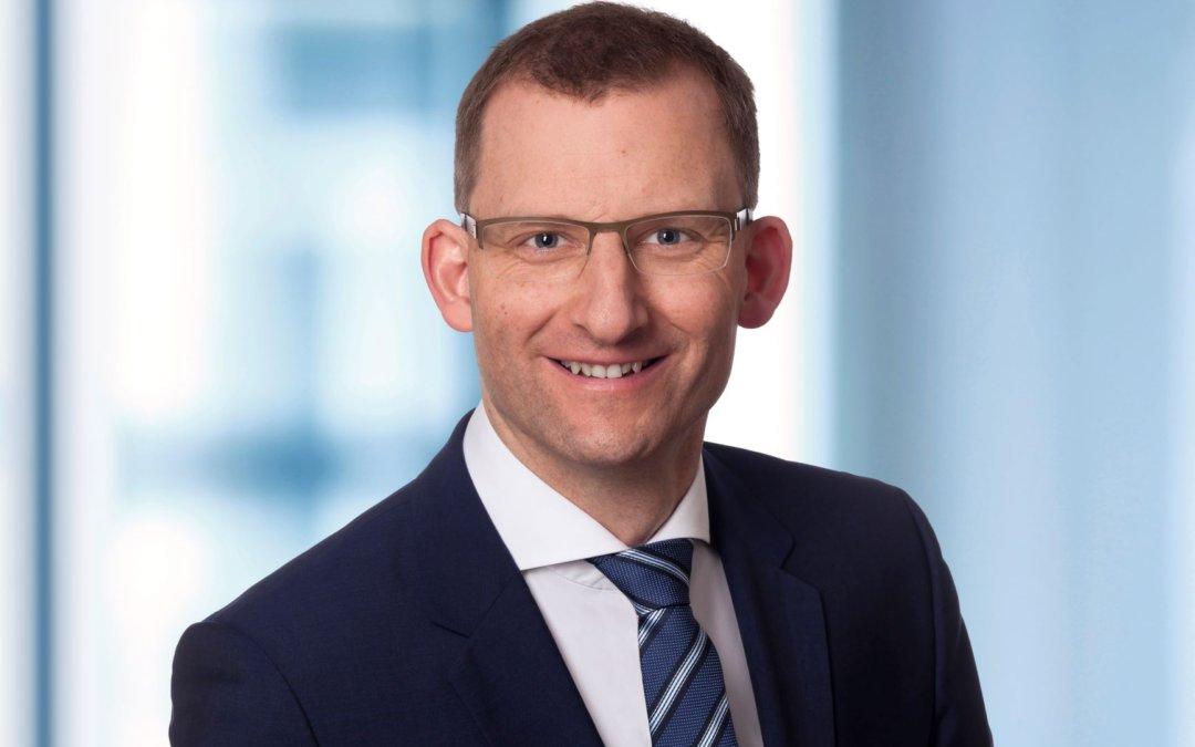 Neues Vorstandsmitglied Ziehl-Abegg